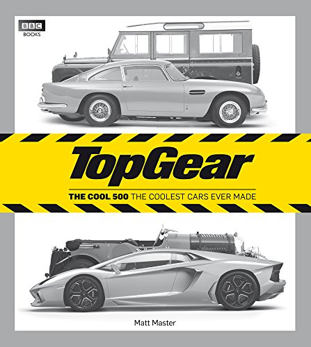 Top Gear: The Cool 500: The Coolest Cars Ever Made (Top Cars compare prices)