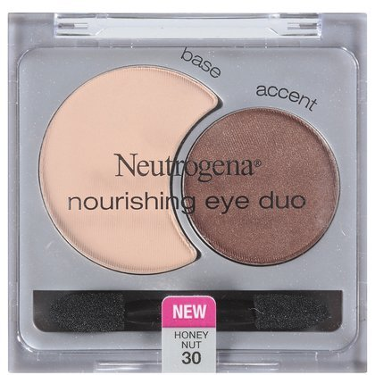 Neutrogena Nourishing Eye Duo, Honey Nut 30, 0.14 Ounce