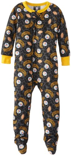 Kids Pajamas With Feet front-842457