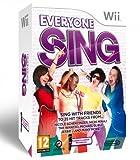 Everyone Sing Plus 1 Logitech Microphone (Nintendo Wii)