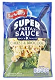 Batchelors Pasta and Sauce Mild Cheese and Broccoli 123 g (Pack of 12)