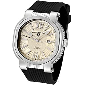 Swiss Legend Men's 90026-07 Legato Collection Automatic Watchwith Winder