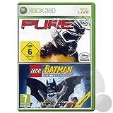 echange, troc Lego Batman / Pure Double Pack - Bundle Version (Xbox 360) [import anglais]