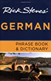 Rick Steves German Phrase Book and Dictionary