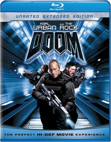 Doom (Unrated Extended Edition) [Blu-ray]