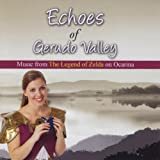 Image of Echoes Gerudo Valley: Legend of Zelda on Ocarina