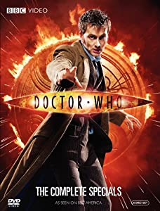 Doctor Who The Complete Specials The Next Doctor Planet Of The Dead The Waters Of Mars The End Of Time Parts 1 And 2 by BBC Worldwide