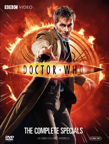 Doctor Who: The Complete Specials (The Next Doctor / Planet of the Dead / The Waters of Mars / The End of Time Parts 1 and 2)