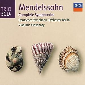 Mendelssohn-Complete Symphonies by Decca (UMO)