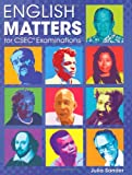 img - for English Matters for CSEC Examinations: Student's Book and Audio-CD Pack book / textbook / text book