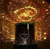 Geschenk-Idee! MagicLightz LED Gott Cupid Projection Farbwechsel Nachtlicht, LED-Uhr, Preis / Stück