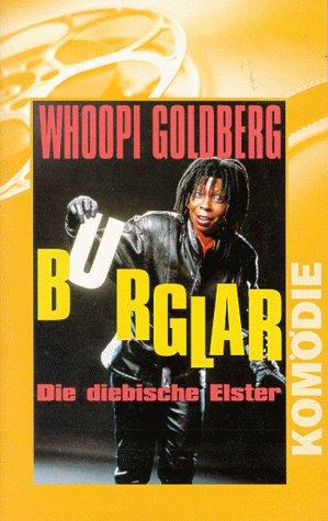 Burglar - Die diebische Elster [VHS]