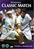 Wimbledon Classic Match: Federer Vs Sampras 2001 [DVD] [Import]