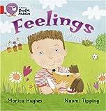 Feelings: Red B/Band 2B (Collins Big Cat Phonics) (0007235925) by Hughes, Monica