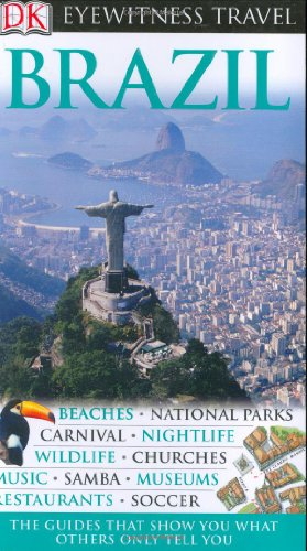 DK Eyewitness Travel Guide to Brazil