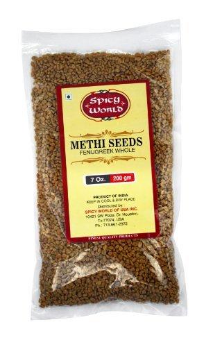 Methi (Fenugreek) Seeds 7oz