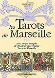 Les Tarots de Marseille : Avec un jeu complet de 78 cartes du v�ritable Tarot de Marseille (1Jeu)