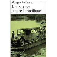 Ebooks Gratuit Marguerite Duras Un Barrage Contre Le Pacifique Epub Mobi Pdf
