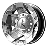 XD Series Rockstar Dually (Series XD775) Chrome - 16 x 6 Inch Wheel