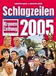 Schlagzeilen 2005