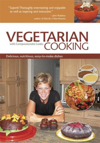 Vegetarian Cooking [DVD] [Region 1] [US Import] [NTSC]