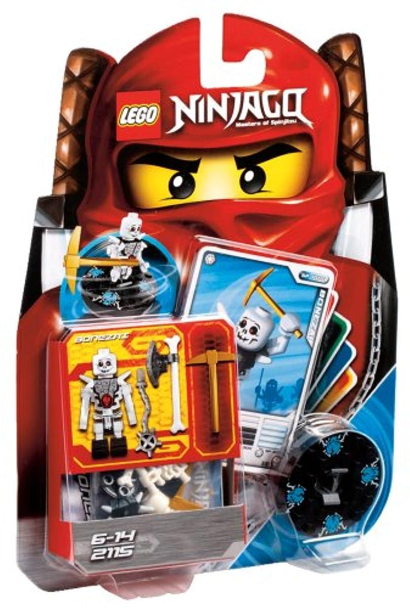 [해외] 레고 (LEGO) 닌자고 본 더 이 2115 (2010-12-25)