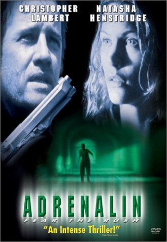 Cover art for  Adrenalin: Fear the Rush