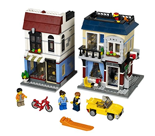 LEGO-Creator-Bike-Shop-and-Cafe-31026-Building-Toy