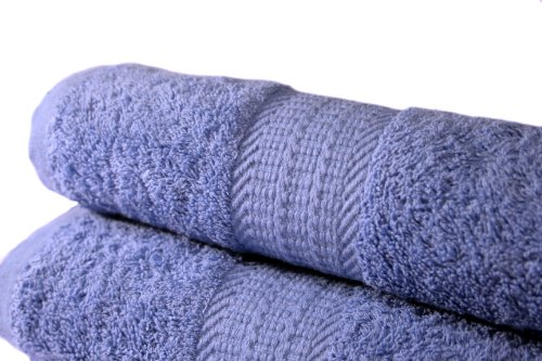 100% Cotton Egyptian Range 500 GSM Bath Sheet in Blue