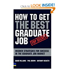 Image: Cover of How to Get the Best Graduate Job: Secret Insider Strategies for Success in the Graduate Job Market