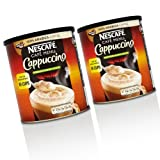 NESCAFE Cafe Menu Cappuccino Unsweetened Taste 1kg Case of 2