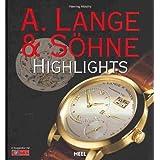 A. Lange & Sohne Highlights (Hardback)(English / German) - Common