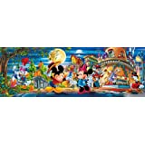 Clementoni Puzzle 39003 - Mickey Mouse -  1000 pezzi Disney Panorama Collection