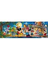 Clementoni - Puzzle pour enfant - Mickey Mouse - 1000 pièces