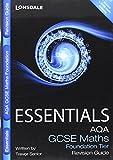 AQA Maths Foundation Tier: Revision Guide (Collins GCSE Essentials) Trevor Senior