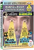The Black & Blue Collection (3 films} Bluebeard, Black Dragons, & The Black Raven