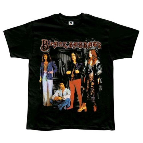 Black Sabbath Paranoid Iron Man