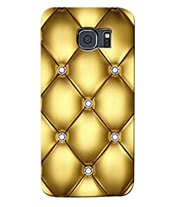 SASH DESIGNER BACK COVER FOR SAMSUNG GALAXY S6 EDGE