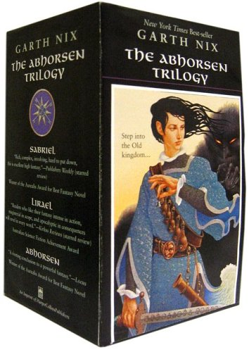 Cover of The Abhorsen Trilogy Box Set