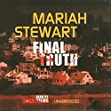 Final Truth (       UNABRIDGED) by Mariah Stewart Narrated by Anna Fields