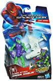 Amazing SpiderMan Movie 3.75 Inch Action Figure Glider Attack Green Goblin Missile Launching Glider!