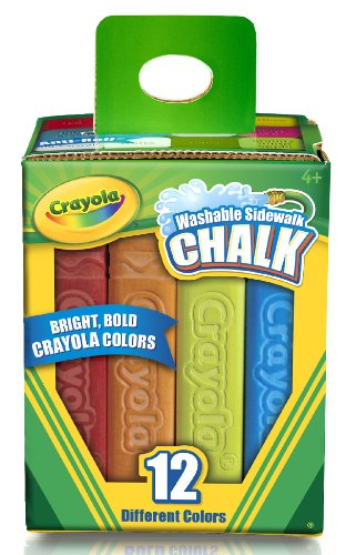 Cray12CT Sidewalk Chalk (Pack of 2)