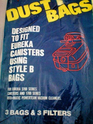 Eureka Vacuum Bag front-74491