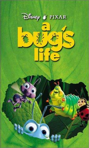 A Bug s Life  VHS   A Bugs Life Vhs