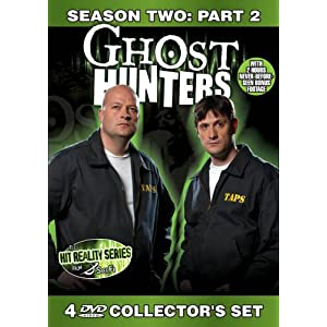 Ghost Hunters: Season 2, Part 2 movie