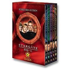 Stargate Sg-1 Season 4 [DVD] [Import]