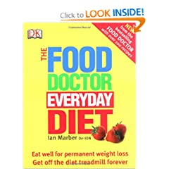 The Food Doctor Everyday Diet: Eat well for permanent weight loss - Get off the diet treadmill forever available at Amazon for Rs.344