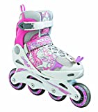 Jeux de patin a roulette hello kitty