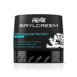 Brylcreem Dry Damage Protect Hair Styling Gel, 75g