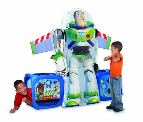 Toy Story Play Tent front-124389